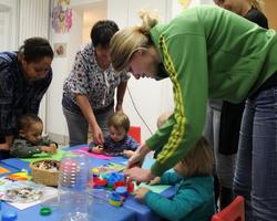Centre socioculturel du Langensand – HAGUENAU -  Pôle familles