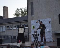 Centre socioculturel du Langensand – HAGUENAU - Galerie - Fête du quartier - Sept. 2016
