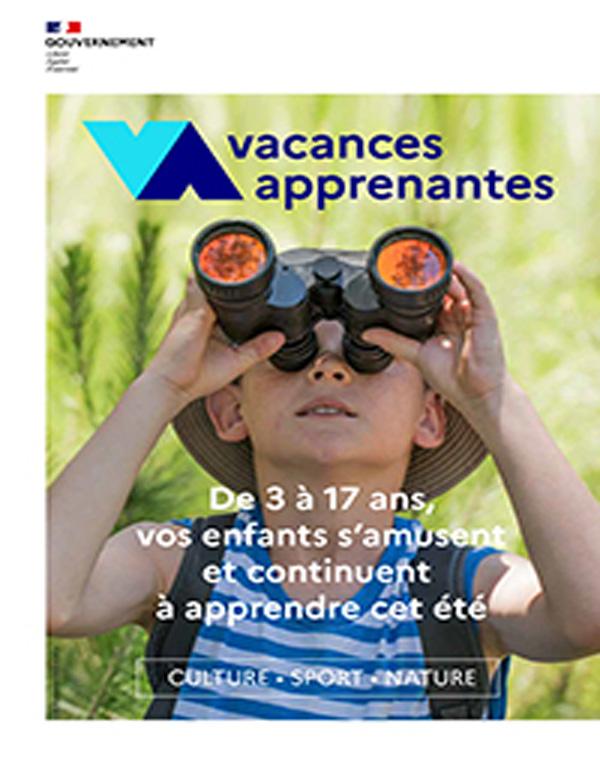 """Opération """"Vacances apprenantes"""""""