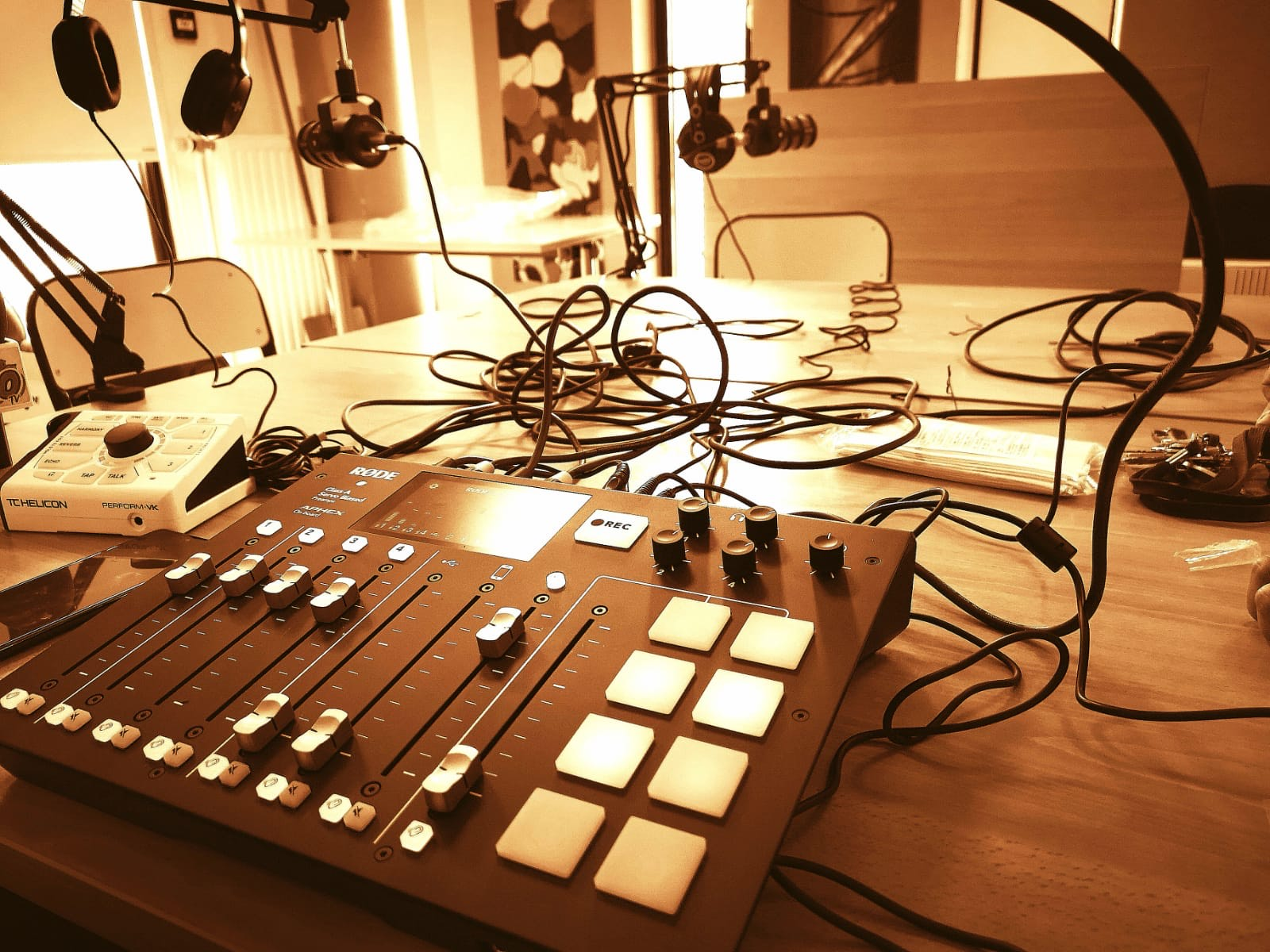 Création de la radio STJO FM !